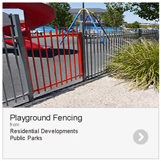 Playground-Fencing