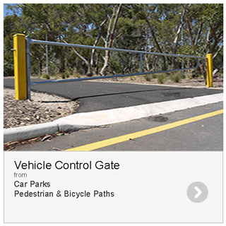 Vehicle-Control-Gate