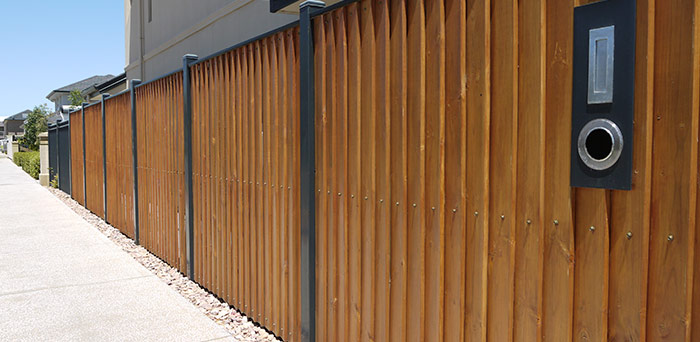 Paling Fence Designs Fencing adelaide residential timber paling fencingbroadview timber paling fencing workwithnaturefo