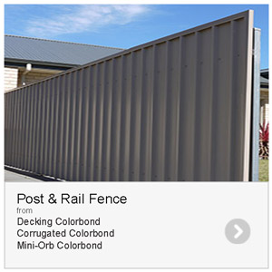 Post-&-Rail-Fence