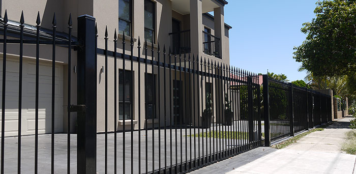 Fencing Adelaide Gt Tubular Fencing Gt Spearbroadview